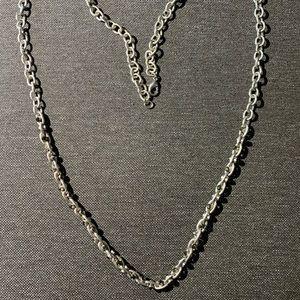 Vtg chain necklace